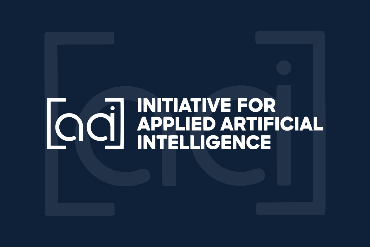 Initiative for Applied AI Logo