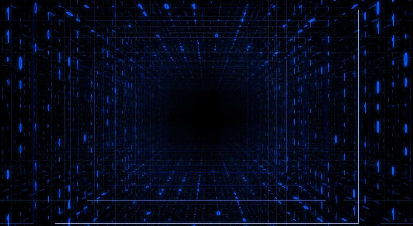 a matrix of data