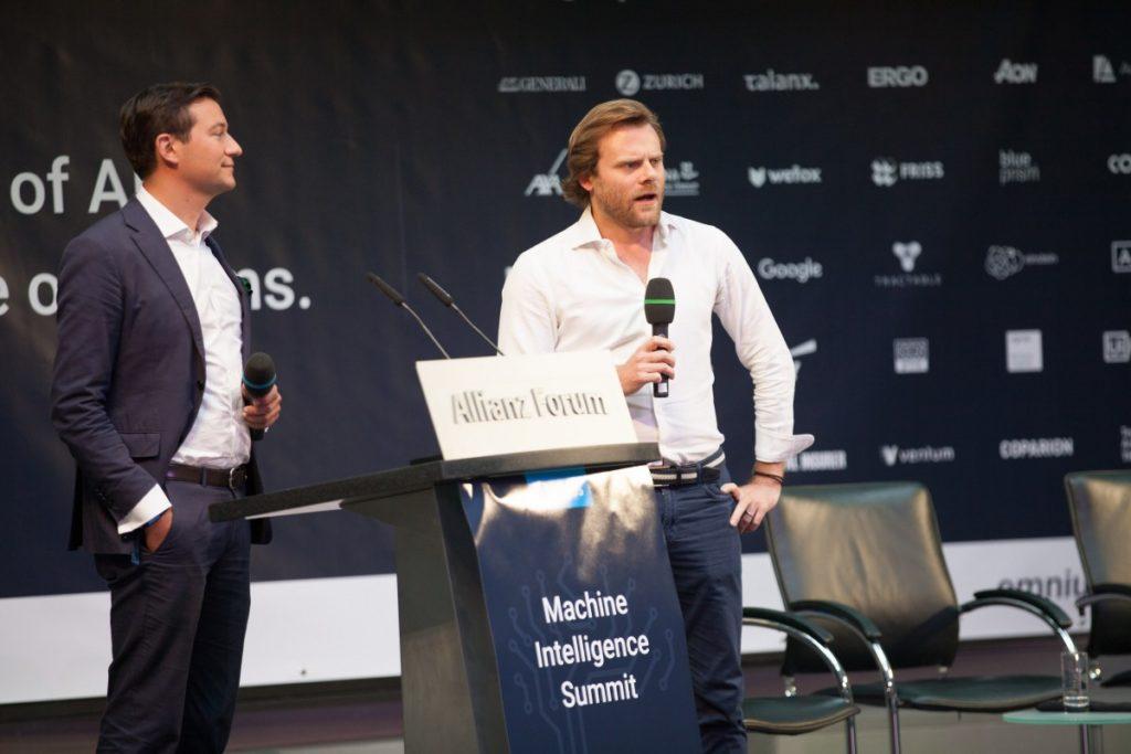 omnius Machine Intelligence Summit 2019 Cognitive Claims AI 9571 1024x683 1